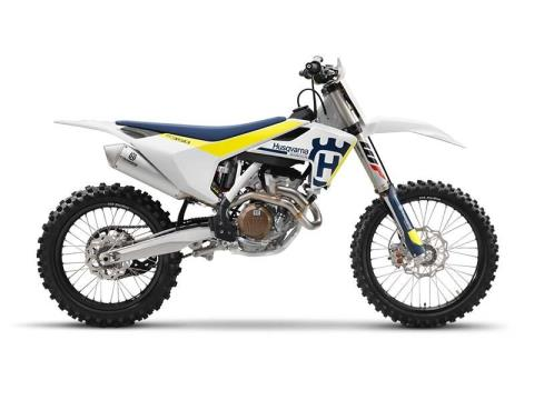 2017 Husqvarna FC 350 in Fontana, California