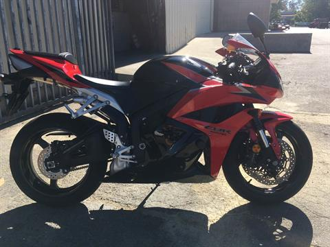 2009 Honda CBR®600RR in Fontana, California