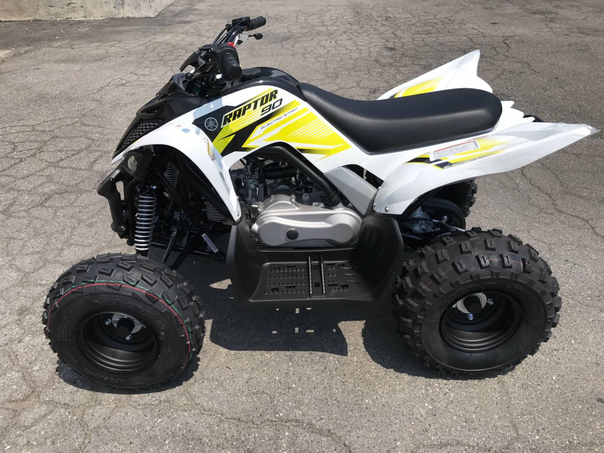 2017 Yamaha Raptor 90 for sale 10566
