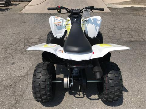 2017 Yamaha Raptor 90 in Fontana, California