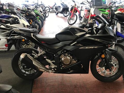 2016 Honda CBR500R ABS in Fontana, California