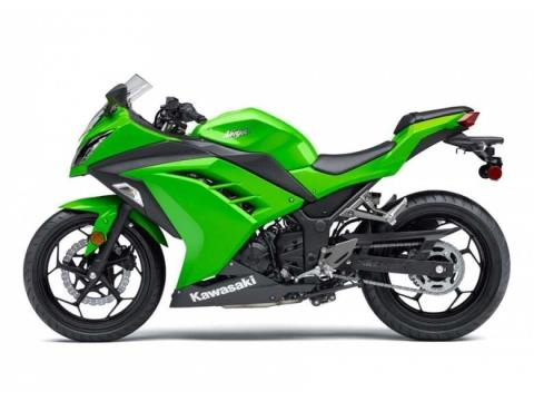 2015 Kawasaki Ninja® 300 ABS in Fontana, California