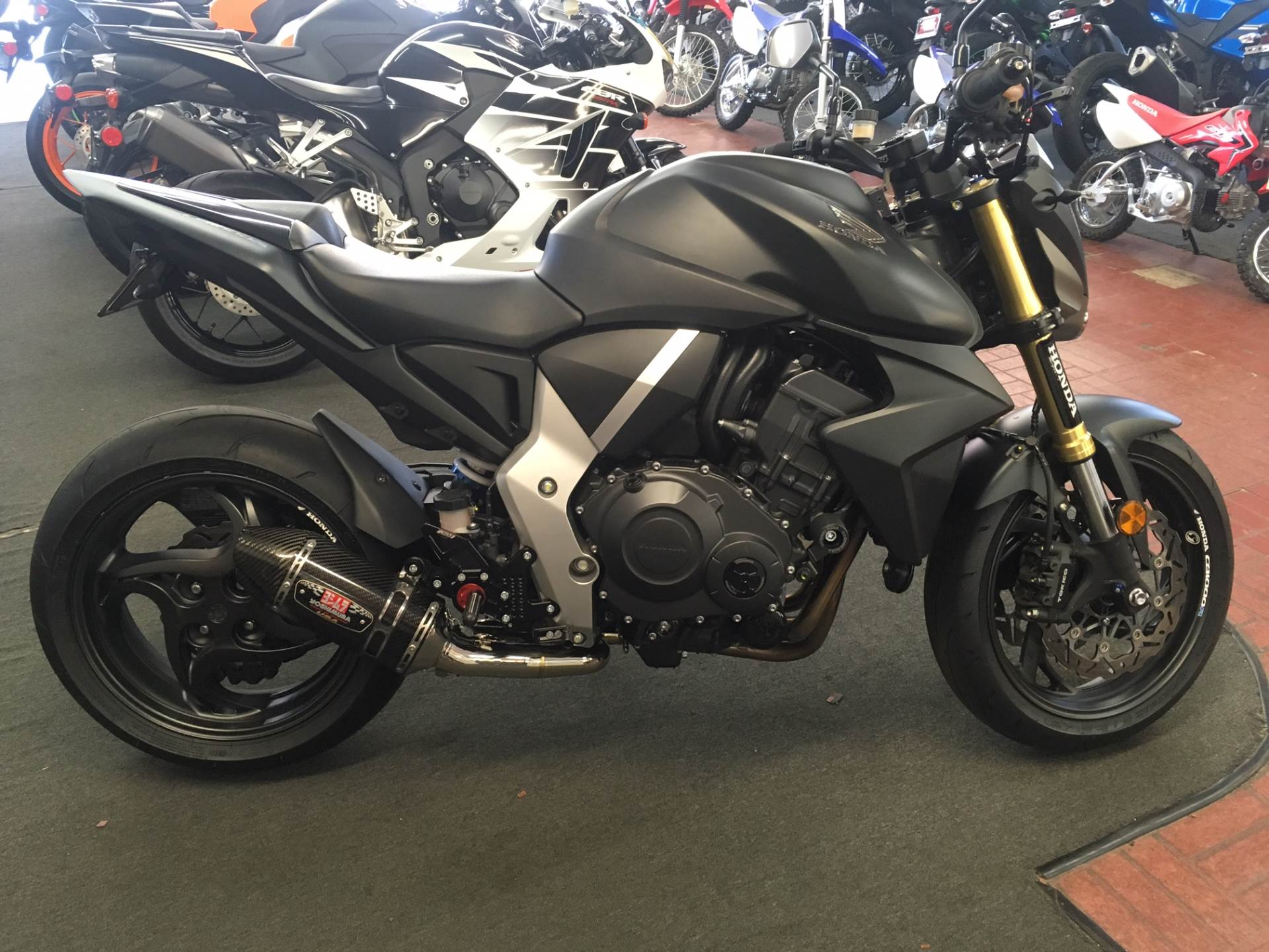 2012 Honda CB1000R in Fontana, California