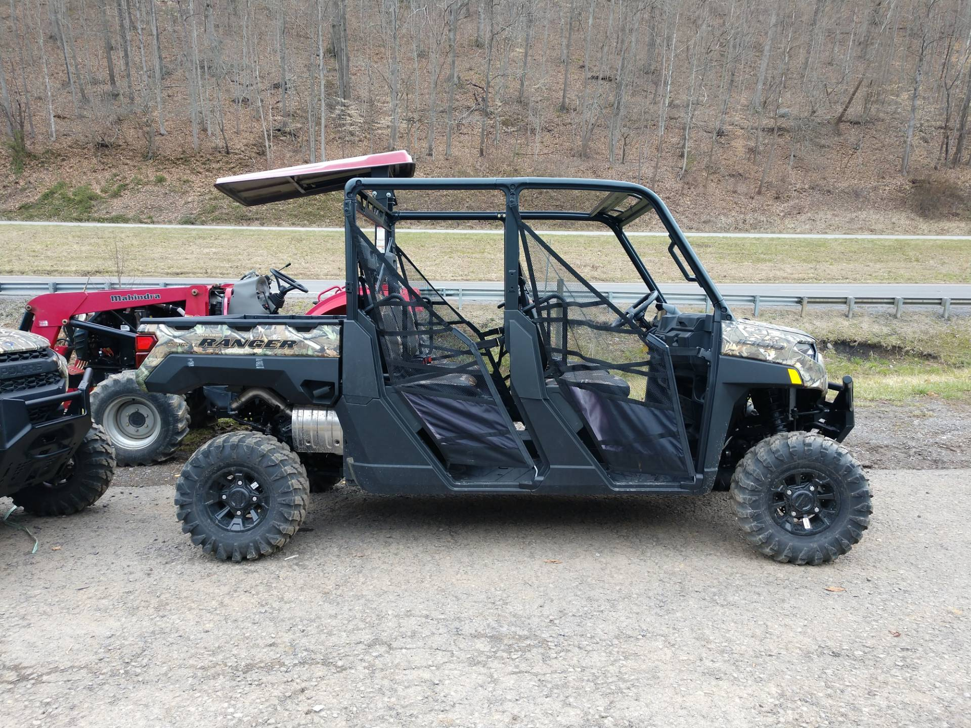 2019 Polaris Ranger Crew XP 1000 EPS Premium in Pound, Virginia