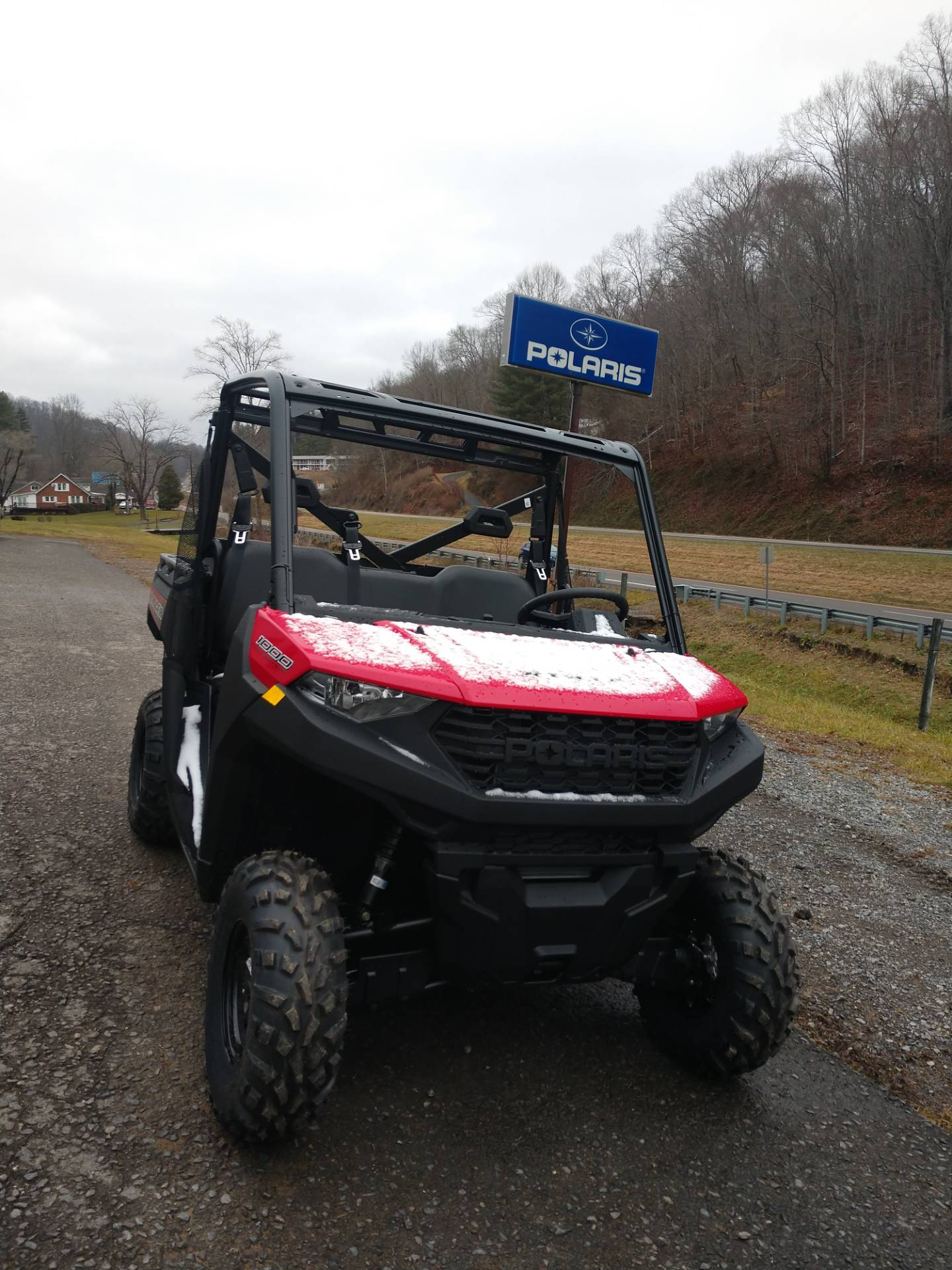 2021 Polaris Ranger 1000 in Pound, Virginia - Photo 1