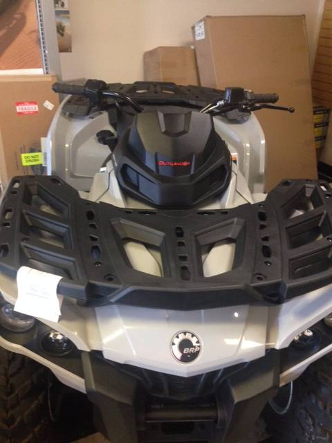 2016 Can-Am Outlander DPS 650 in Pound, Virginia