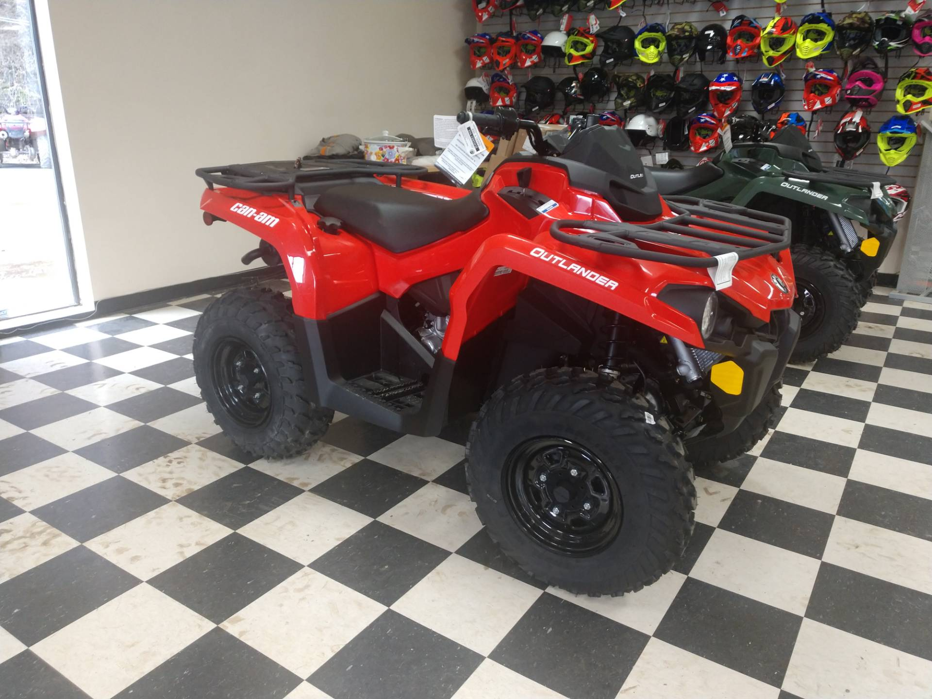 2021 Can-Am Outlander 450 in Pound, Virginia - Photo 2