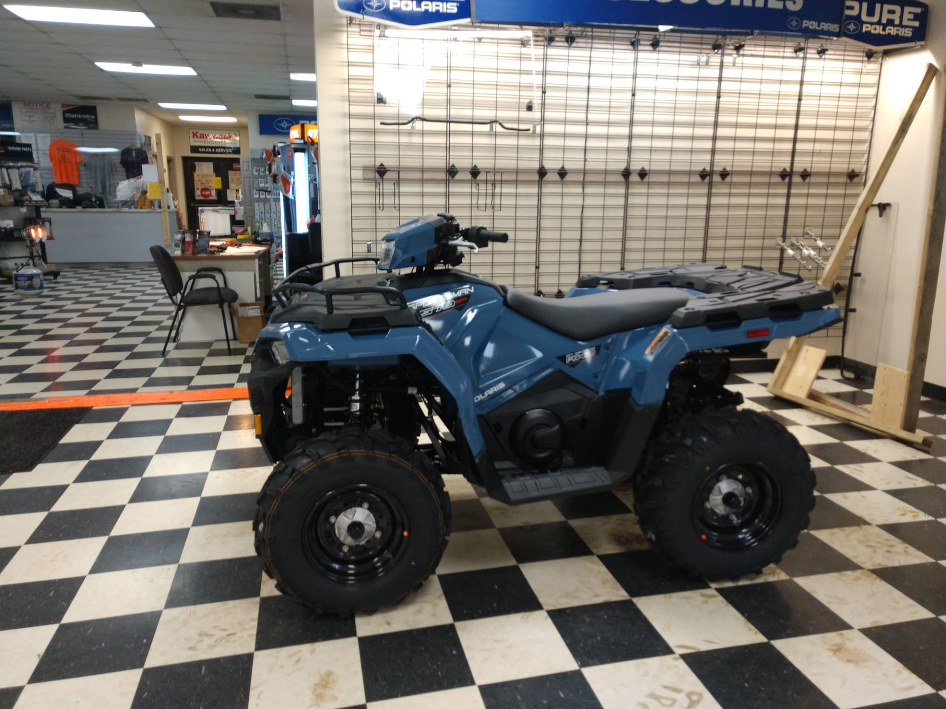 2021 Polaris Sportsman 570 in Pound, Virginia - Photo 2
