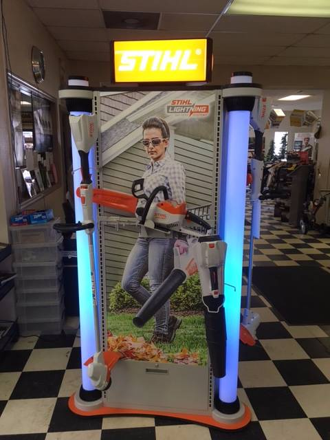 2017 Stihl Lightning Battery Systems in Pound, Virginia