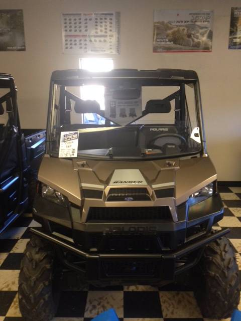2017 Polaris Ranger XP 1000 EPS in Pound, Virginia