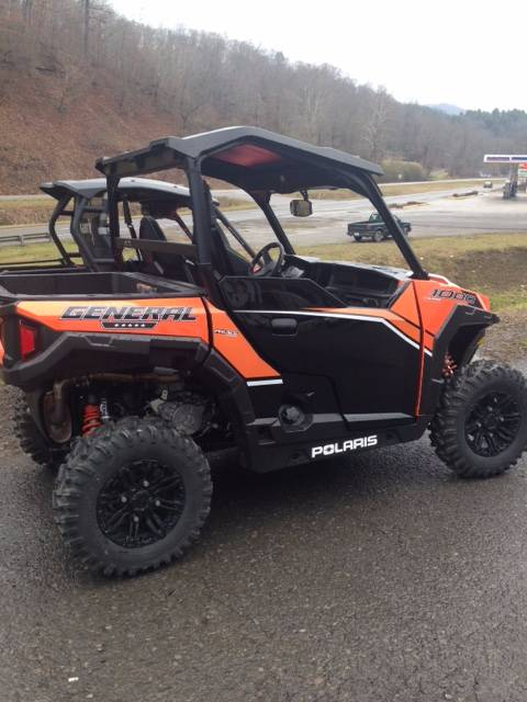 2016 Polaris General 1000 EPS Deluxe in Pound, Virginia