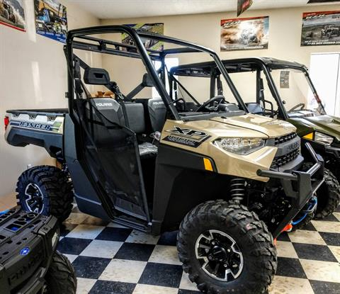2020 Polaris Ranger XP 1000 Premium Winter Prep Package in Pound, Virginia - Photo 1