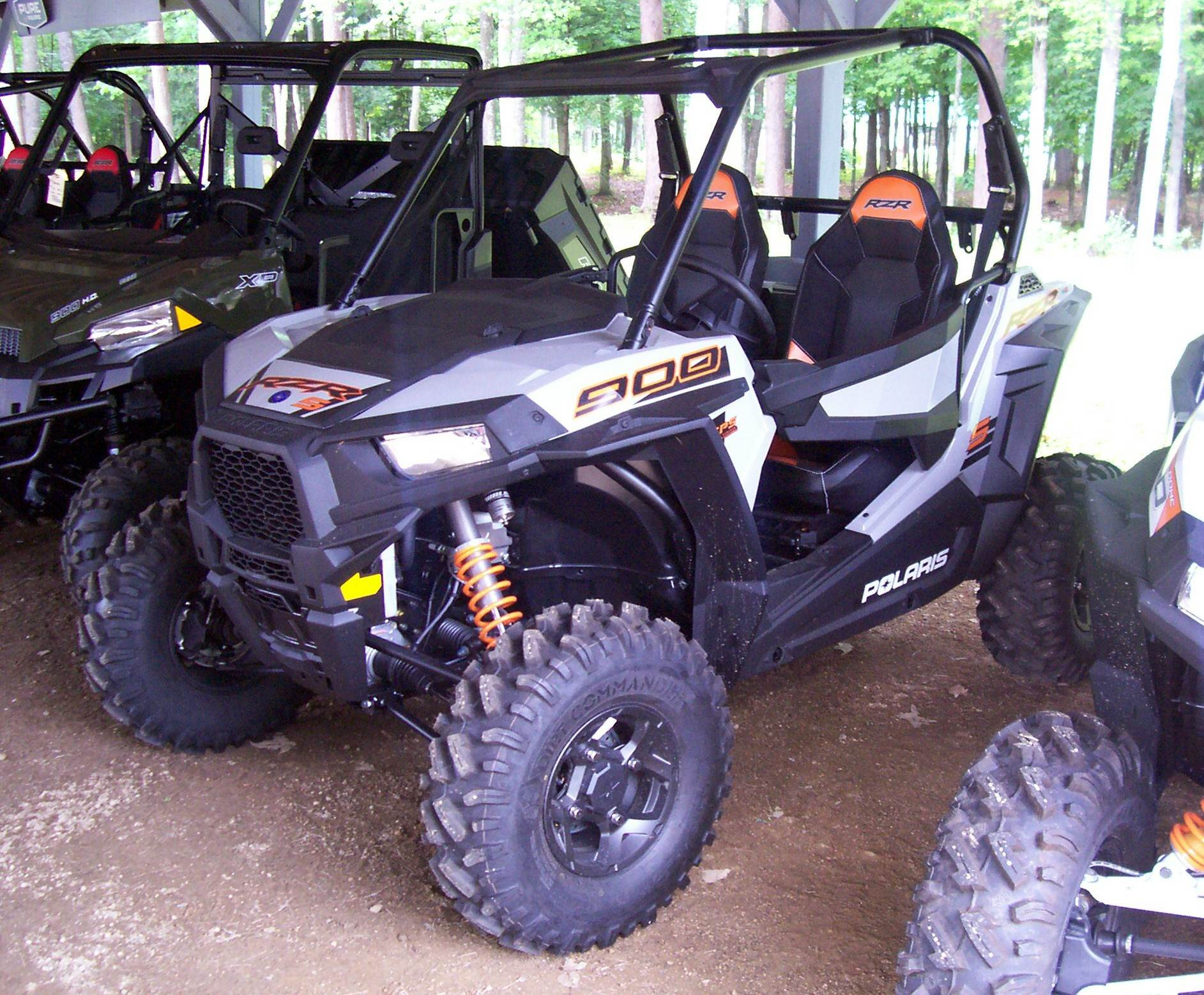 2019 Polaris RZR S 900 EPS in Center Conway, New Hampshire