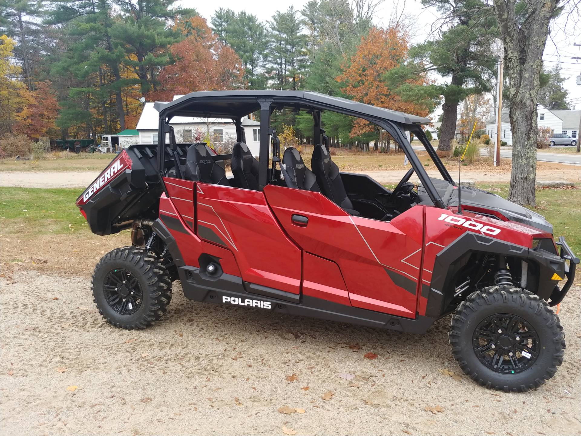 2020 Polaris General 4 1000 Deluxe in Center Conway, New Hampshire - Photo 1