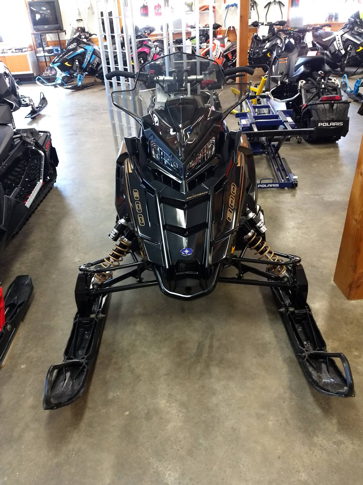 2019 Polaris 800 Switchback Pro-S SnowCheck Select in Center Conway, New Hampshire - Photo 1