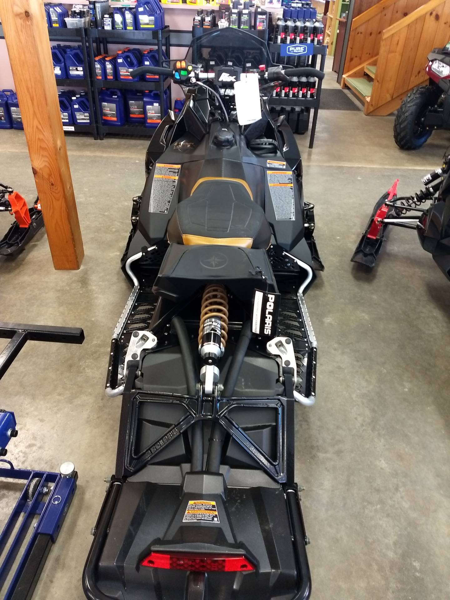 2019 Polaris 800 Switchback Pro-S SnowCheck Select in Center Conway, New Hampshire - Photo 3