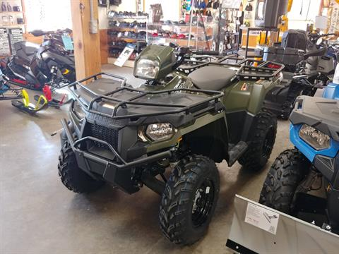 2020 Polaris Sportsman 450 H.O. Utility Package in Center Conway, New Hampshire - Photo 1