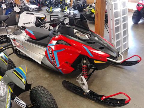 2020 Polaris Indy EVO 121 ES in Center Conway, New Hampshire