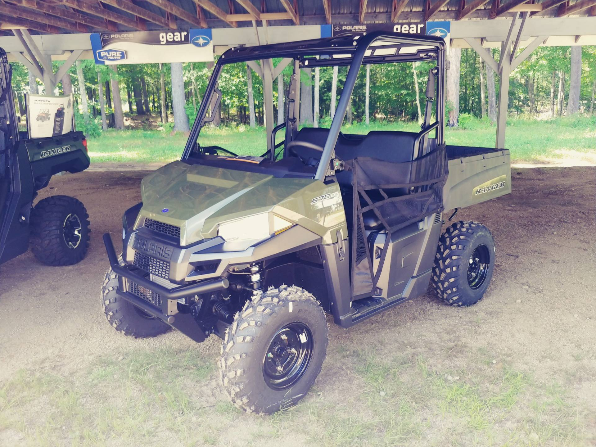 2021 Polaris Ranger 570 in Center Conway, New Hampshire
