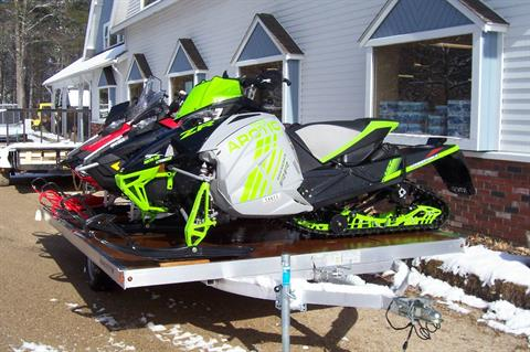 2018 Arctic Cat ZR 8000 RR ES 137 in Center Conway, New Hampshire