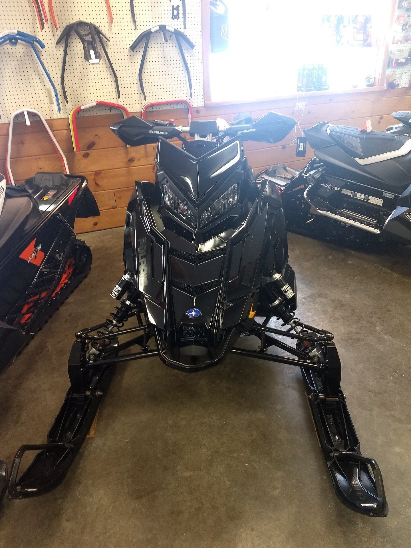 2019 Polaris 800 INDY XC 129 Snowcheck Select in Center Conway, New Hampshire - Photo 1