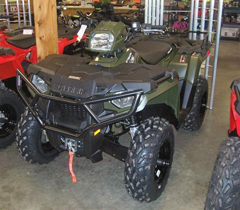 2018 Polaris Sportsman 570 EPS in Center Conway, New Hampshire