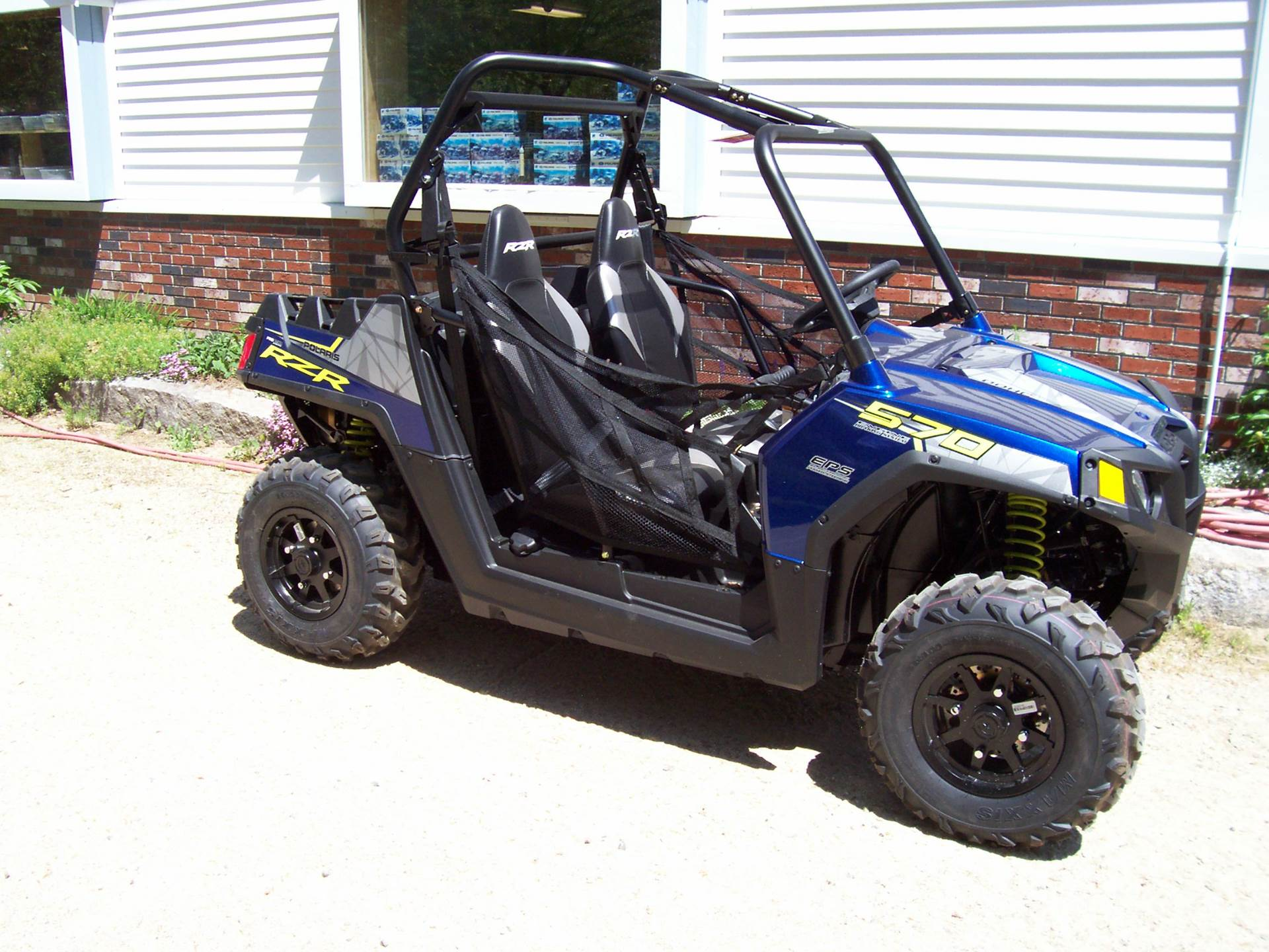 2018 Polaris RZR 570 EPS in Center Conway, New Hampshire