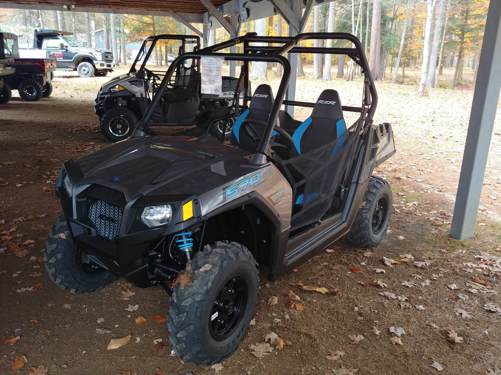 2020 Polaris RZR 570 Premium in Center Conway, New Hampshire