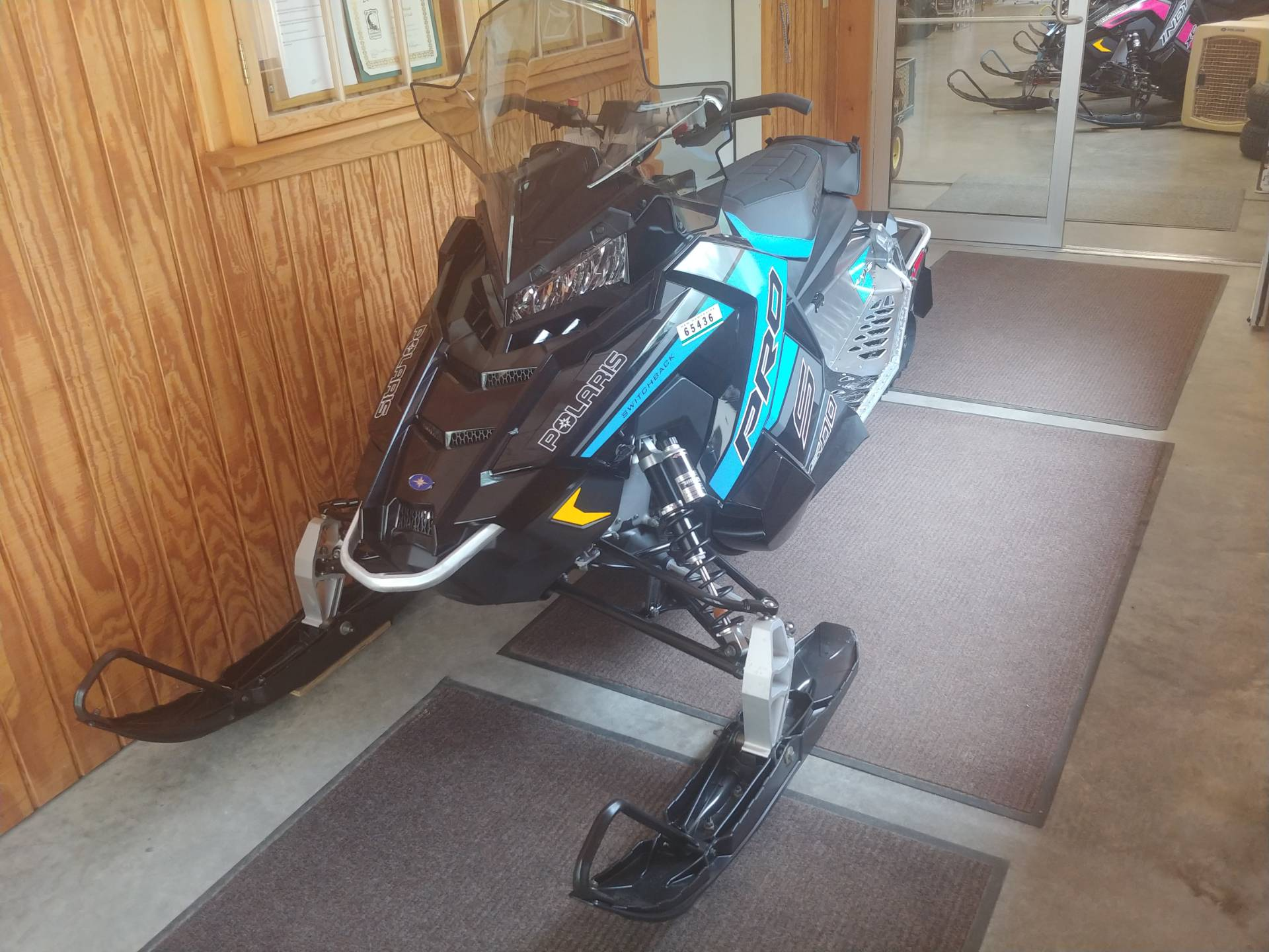 2019 Polaris 600 Switchback Pro-S Snowcheck Select in Center Conway, New Hampshire - Photo 1