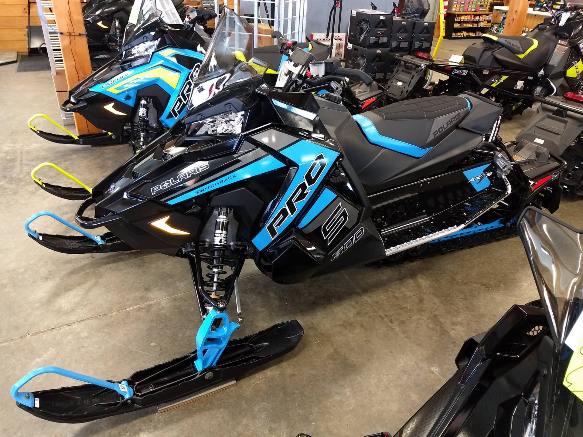 2019 Polaris 600 Switchback Pro-S Snowcheck Select in Center Conway, New Hampshire - Photo 2