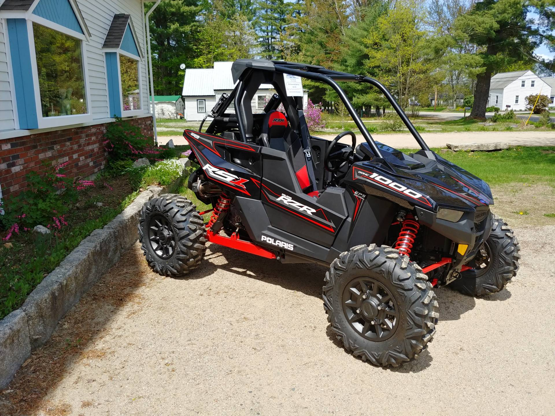 2019 Polaris RZR RS1 in Center Conway, New Hampshire - Photo 1