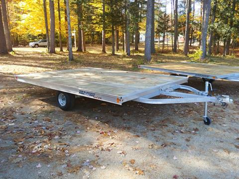 2019 Karavan Trailers Raptor-101-12-WB in Center Conway, New Hampshire