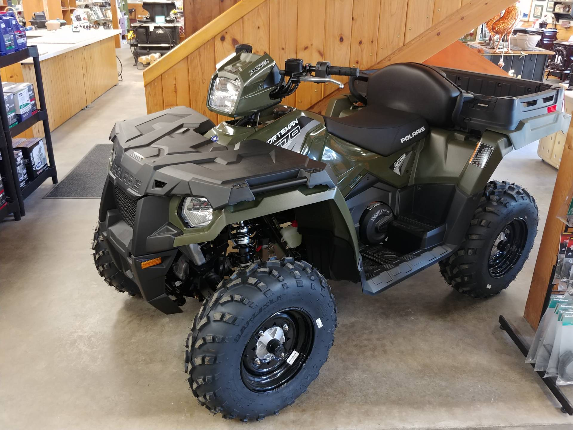 2019 Polaris Sportsman X2 570 in Center Conway, New Hampshire - Photo 1