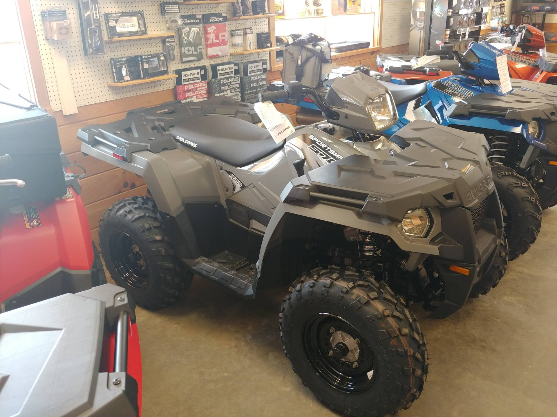 2020 Polaris Sportsman 570 EPS in Center Conway, New Hampshire - Photo 2