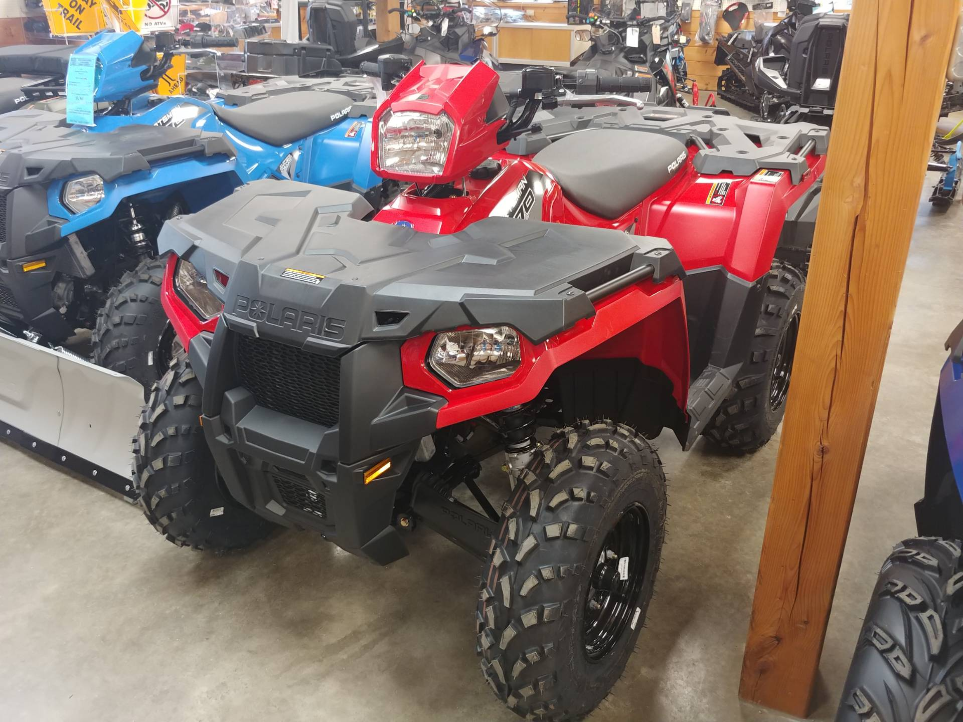 2020 Polaris Sportsman 570 EPS in Center Conway, New Hampshire