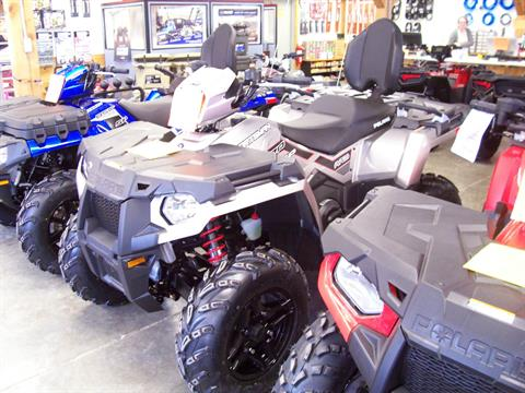 2018 Polaris Sportsman Touring 570 SP in Center Conway, New Hampshire