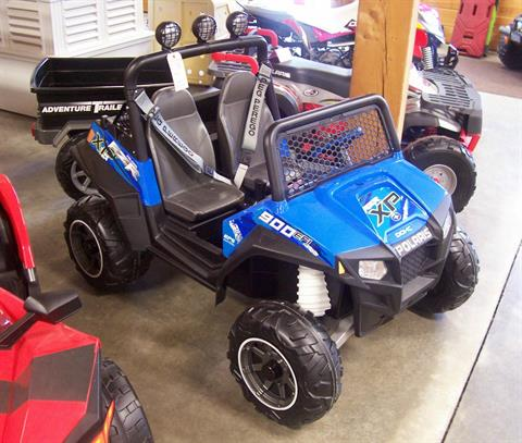 2018 Peg Perego 12V RZR 900  in Center Conway, New Hampshire