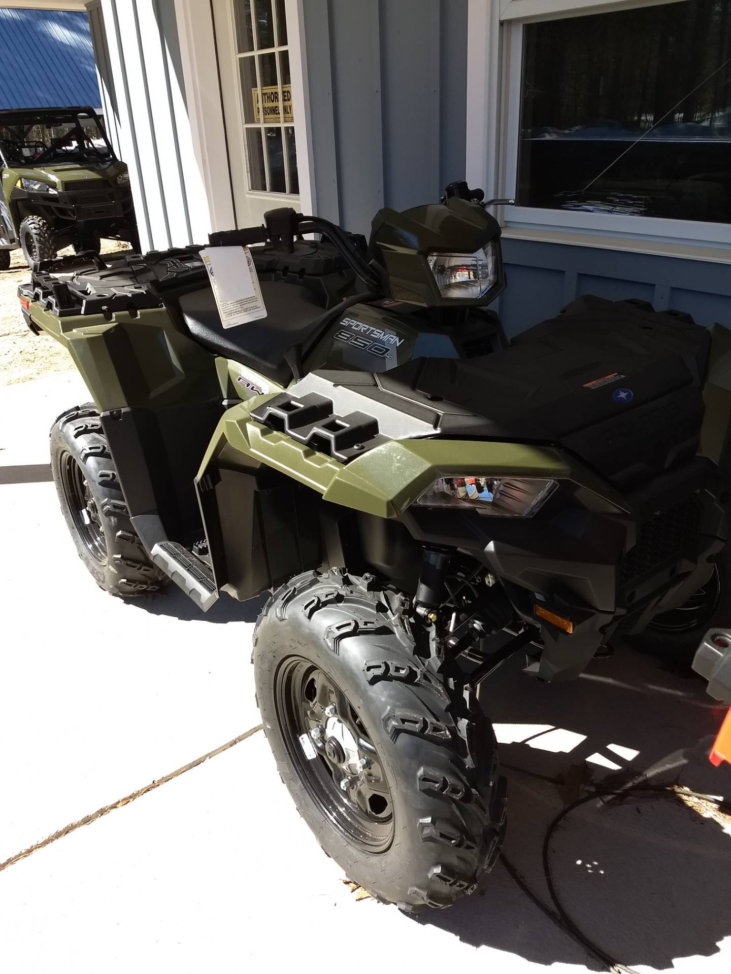 2019 Polaris Sportsman 850 in Center Conway, New Hampshire - Photo 1