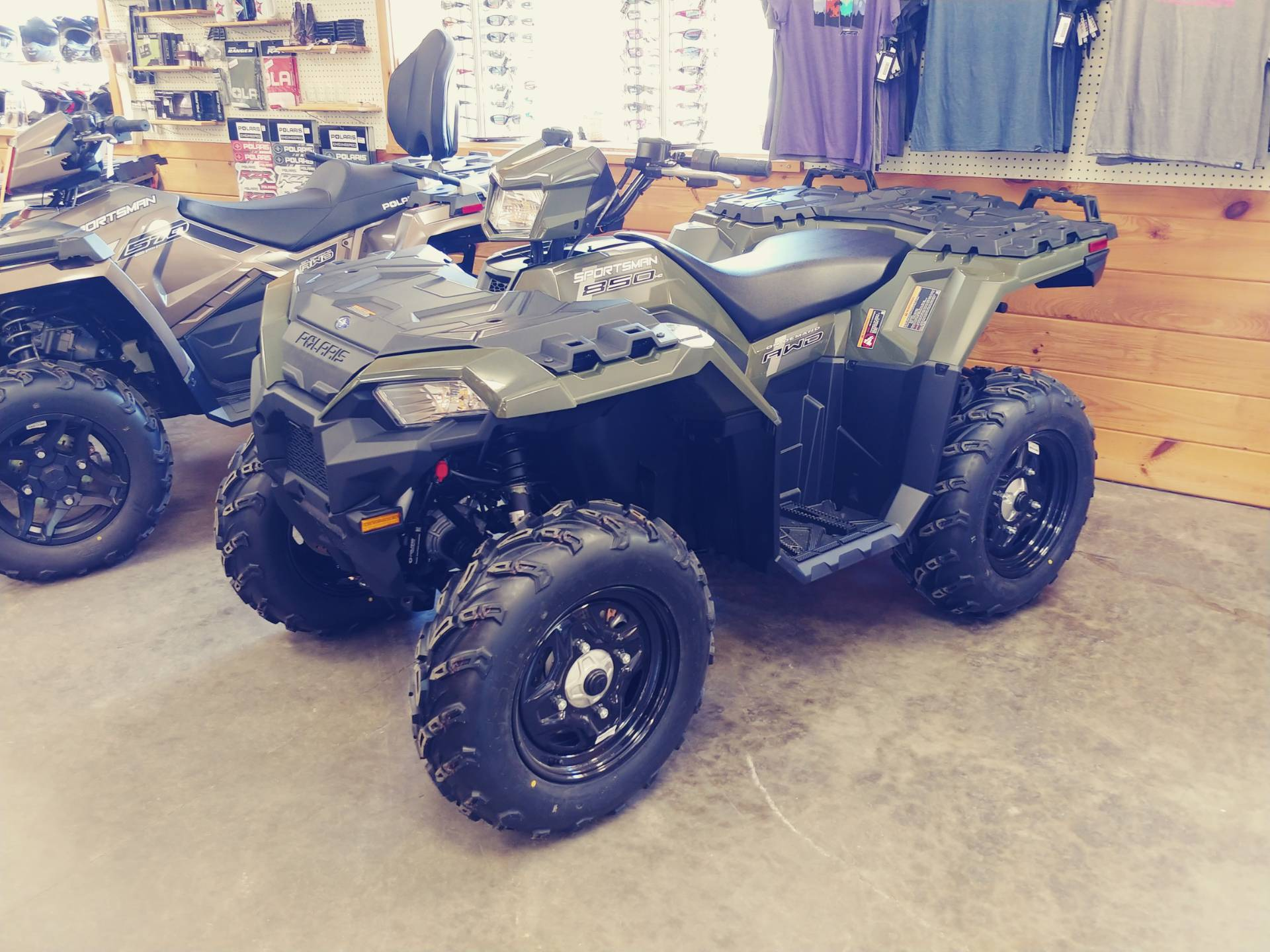 2020 Polaris Sportsman 850 in Center Conway, New Hampshire