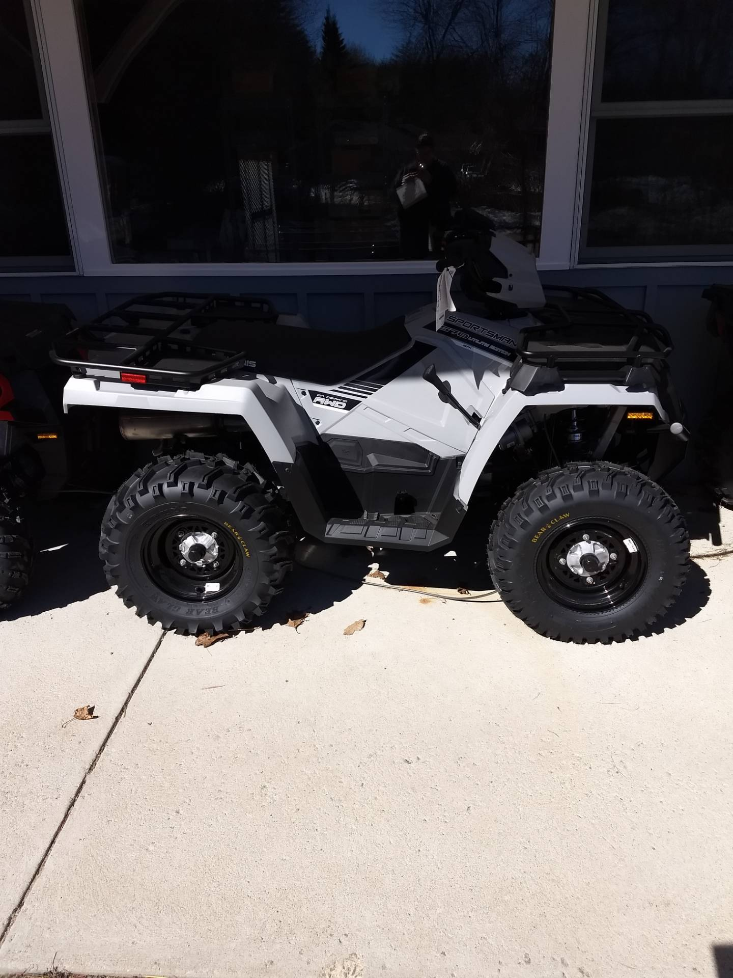 2019 Polaris Sportsman 570 EPS Utility Edition in Center Conway, New Hampshire