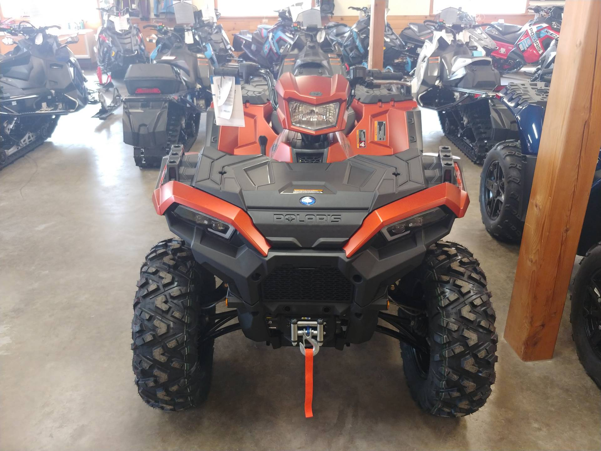 2020 Polaris Sportsman 850 Premium Trail Package in Center Conway, New Hampshire - Photo 2