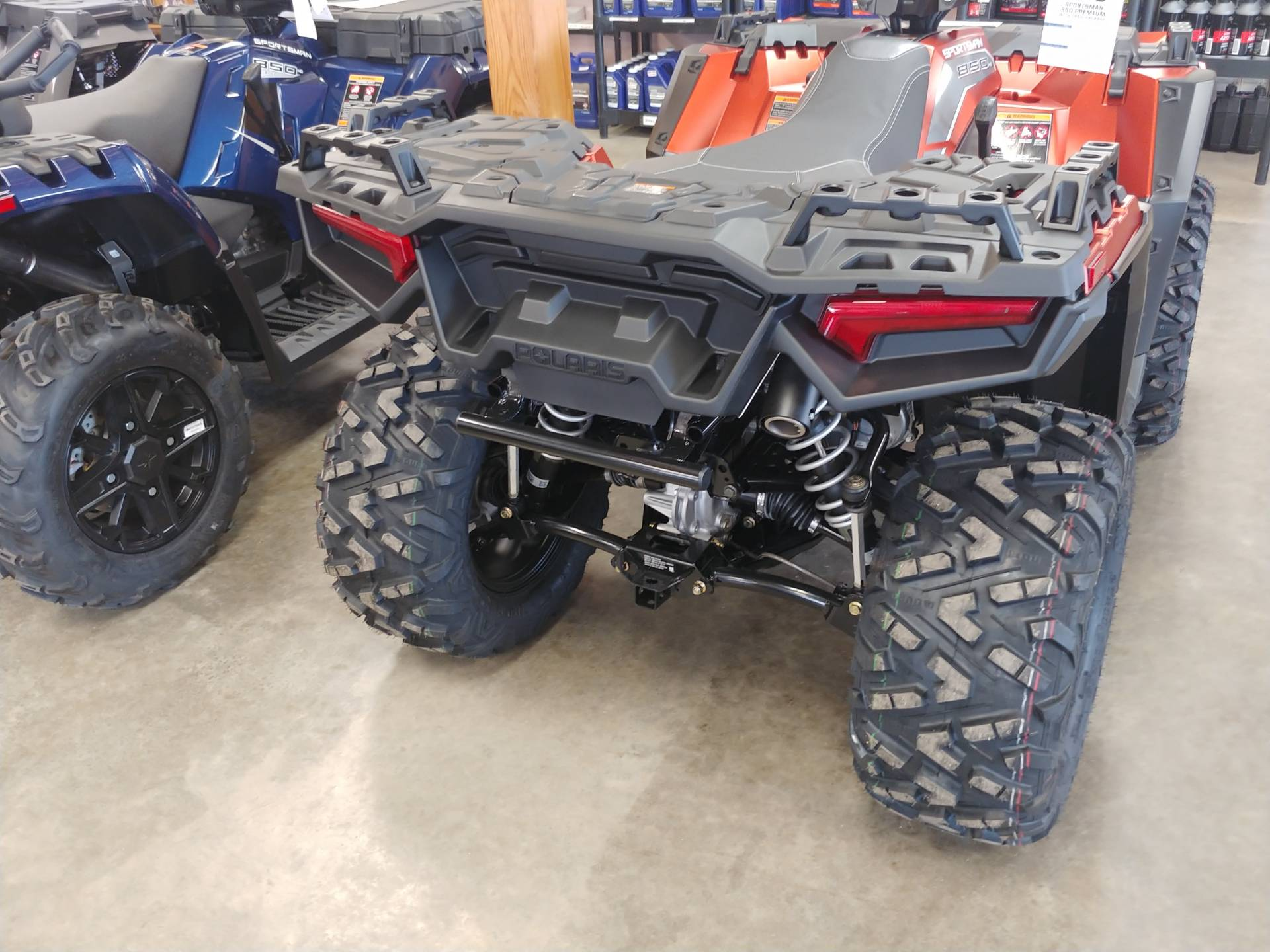 2020 Polaris Sportsman 850 Premium Trail Package in Center Conway, New Hampshire - Photo 7