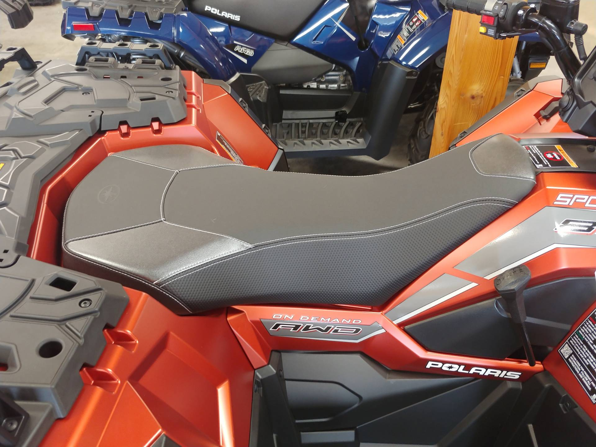 2020 Polaris Sportsman 850 Premium Trail Package in Center Conway, New Hampshire - Photo 8