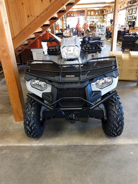 2019 Polaris Sportsman 450 H.O. Utility Edition in Center Conway, New Hampshire