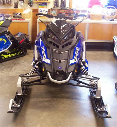 2018 Polaris 600 RUSH PRO-S in Center Conway, New Hampshire