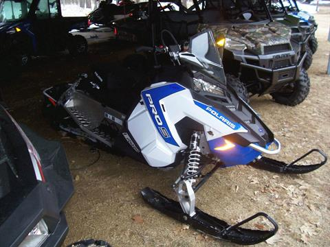 2016 Polaris 600 SWITCHBACK PRO-S in Center Conway, New Hampshire