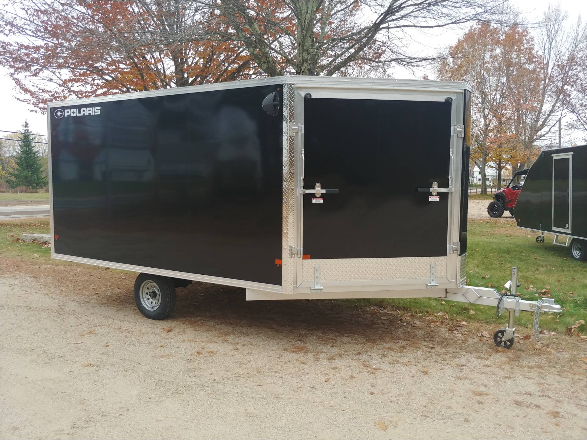 2020 ALCOM Enclosed Snow Box Trailer in Center Conway, New Hampshire - Photo 1