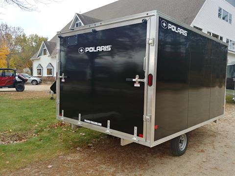 2020 ALCOM Enclosed Snow Box Trailer in Center Conway, New Hampshire - Photo 2