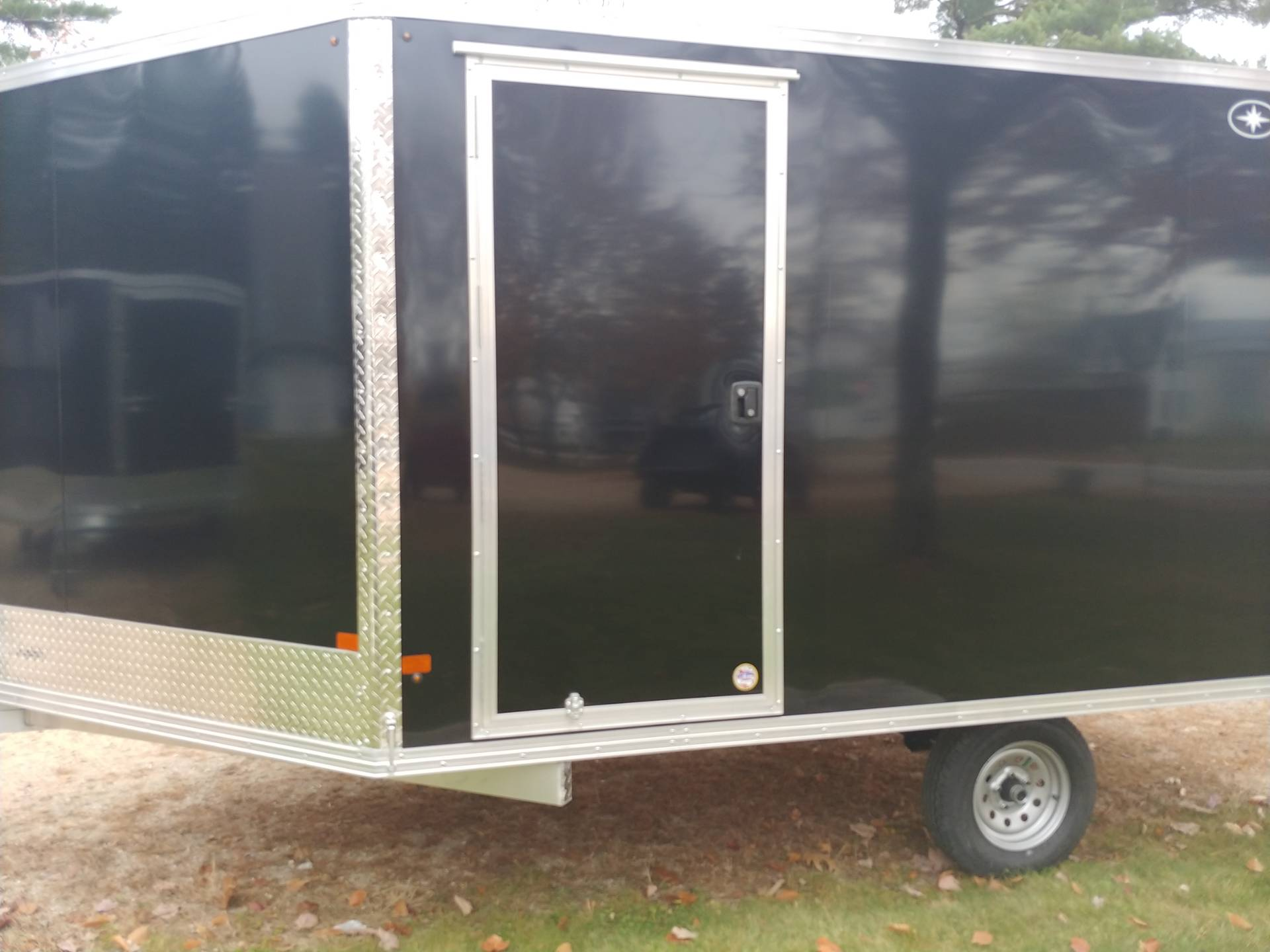 2020 ALCOM Enclosed Snow Box Trailer in Center Conway, New Hampshire - Photo 4