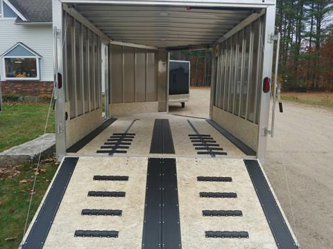 2020 ALCOM Enclosed Snow Box Trailer in Center Conway, New Hampshire - Photo 6